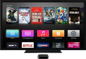 Details about NEW Apple TV 2 (2nd Gen) 2  Generation MC572 720p Watch  Movies TV Series iTunes