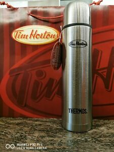 Tim Hortons Stainless Steel Thermos