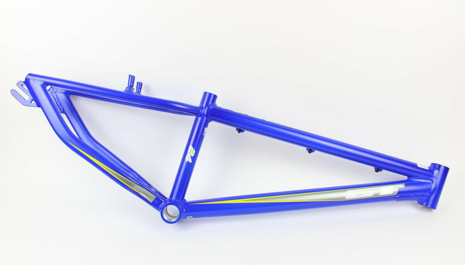 Gt bicycles power series 24 pulgadas marco    nuevo    BMX Race frame BSA azul 24