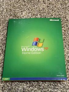 Microsoft Windows XP Home Edition Upgrade w/Service Pack 2 ...