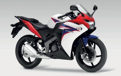 Honda CBR 125 R Rear Fairings LEFT /& RIGHT 2012-2019 ** GENUINE /& UK STOCK **