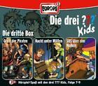 Die drei ??? Kids - Die 3. Box, Folgen 7-9 (2012)