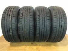 Set of 4 Full Tread Hankook Kinergy GT 205/55/R16 205 55 16 Tires -Driven Once
