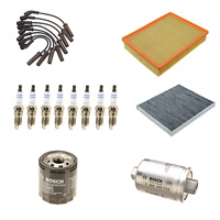 Chevrolet Silverado 1500 Gmc Yukon Tune Up Kit With Spark Plugs And Filters on Sale