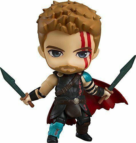 Good Smile Company Bonus Nendoroid Thor Ragnarok Thor Battle Royal Edition