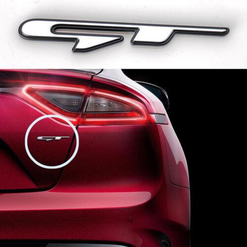 86314 J5000 Genuine Lettering Badge GT Emblem For 2017 2018 Kia Stinger