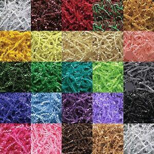 24-COLORS-U-PICK-Gift-Basket-Shred-Crinkle-Paper-Grass-Filler-8oz-1-2LB