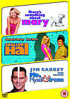 There's Something About Mary/ Shallow Hal/ Me, Myself And Irene (DVD, 2009, 3-Disc Set)