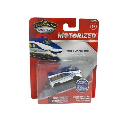 Chuggington Stacktrack Motorized Hanzo NEW compatible Chuggington StackTrack set