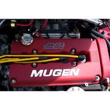 MUGEN Style Engine Valve Rocker Cover Gasket For Honda VTEC DOHC B-Series Red