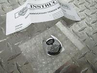 2008 Harley Davidson Softail Xl Dyna Touring 105th Anniversary Fender Medallion