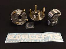 Karcepts 36mm Swap Hubs w Wheel Bearings 94-00 Integra Civic w LARGER BRAKES