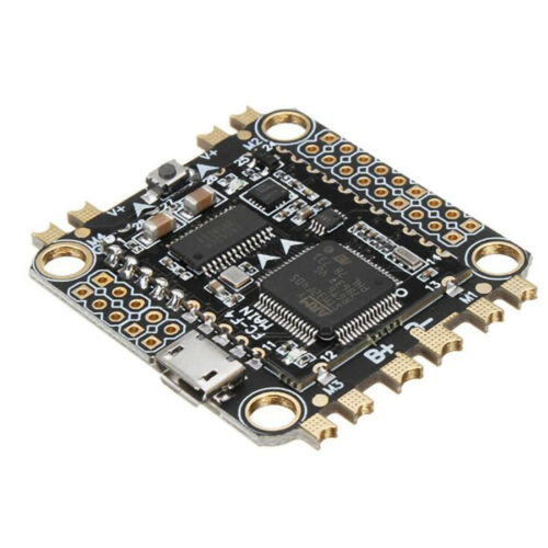 F4 Flight Control PDB STM32 Integrated OSD 5V BEC Flight Controller for RC Drone