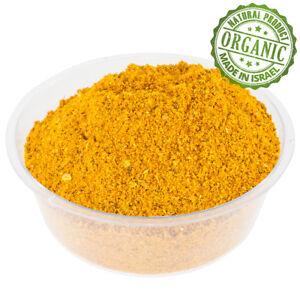 Organic-Spice-Mix-Curry-Masala-Powder-Ground-Blend-Kosher-Pure-Israel-Seasoning
