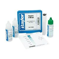 Taylor Technologies Inc K-1106 Test Kit Phosphate Free Shipping