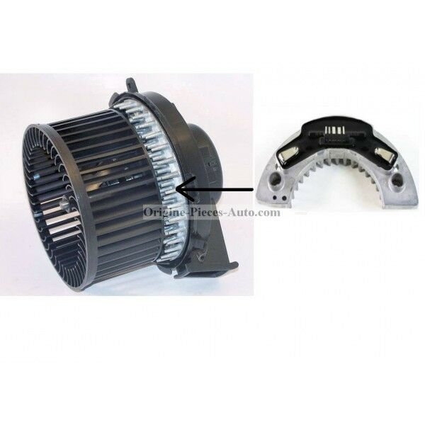 1 Resistance Pump air heating fan air conditioning Peugeot 206 307