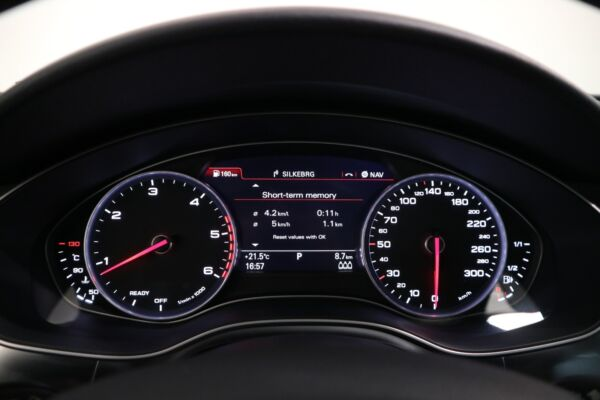 Audi A6 3,0 TDi 218 Avant S-tr. billede 11