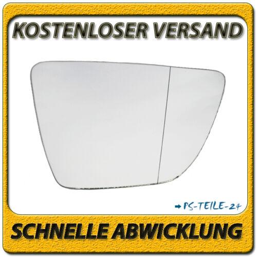 Spiegelglas für KIA VENGA 2010-2015 rechts Beifahrerseite asphärisch