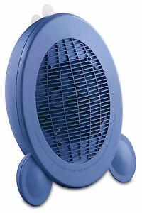 Design tischventilator sehr leise l fter ventilator blau for Design tischventilator