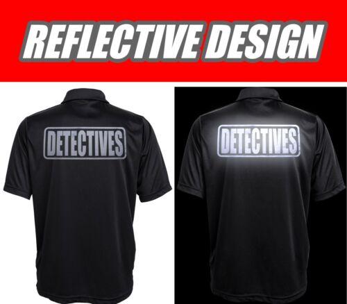 Detectives Polo REFLECTIVE design Performance Polo