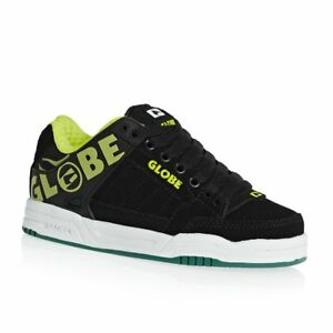 Dettagli su Scarpe Uomo Donna Bimbo Skate GLOBE Shoes Tilt Black White Camo 2019 Chaussures