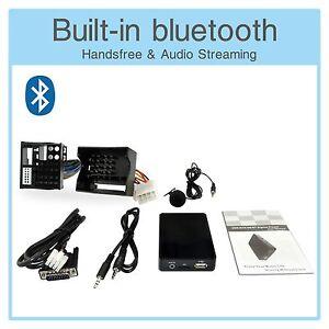 Bluetooth-USB-adapter-Mini-Cooper-R50-52-53-Boost-CD-Tape-Freisprecheinrichtung