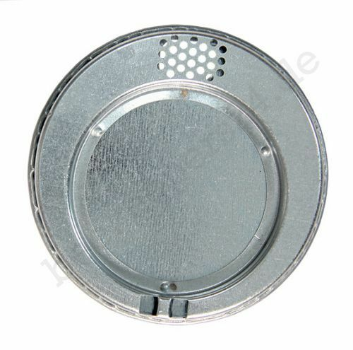2 Ringkanäle verzinkt Honig ernten Ø 115 mm Runde Bienenflucht Metall
