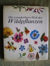 Wunderbare Welt der Wildpflanzen - Klatschmohn Safran Lolch Mistel Engelwurz