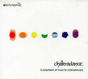 AUDIO-CD-Chakradance-Compilation-of-Music-for-Chakra-dancers-Leigh-Wood