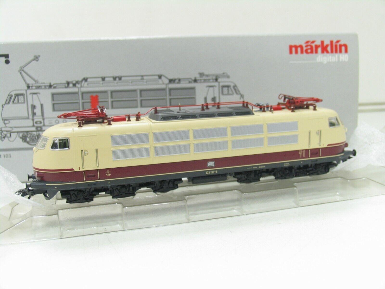 MÄRKLIN HAMO 39579 E-LOK BR 103 der DB SINUS DIGITAL UMBAU 2-LEITER  NH2498