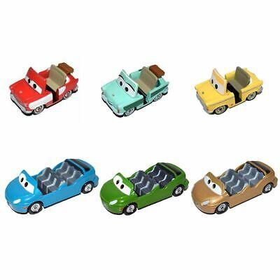 Disney Pixar Movie Cars Diecast Toy Yellow Luigi/'s Italian Cousin Loose Car