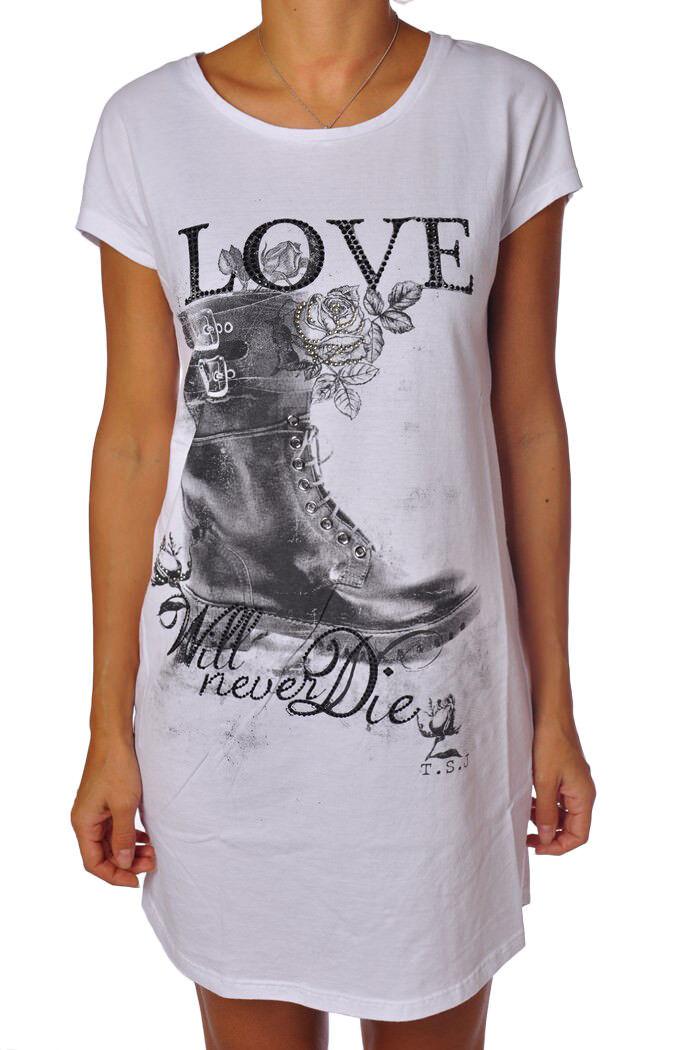 Twin Set - Topwear-T-shirts - woman - 712317C184055