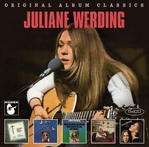 JULIANE-WERDING-ORIGINAL-ALBUM-CLASSICS-5-CD-NEU