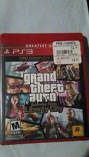PS3  Grand Theft Auto & Episodes from Liberty City