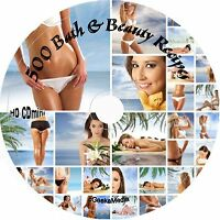 All Natural Bath Beauty Spa Recipes Collection Over 500 Cd Health Holistic Book