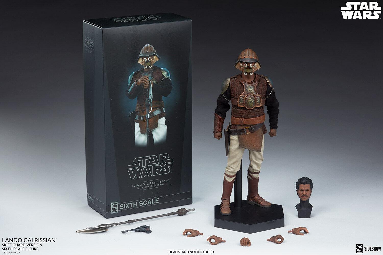 Sideshow Colllectibles Lando Calrissian Skiff Guard Version 1/6 Scale Figure on eBay thumbnail