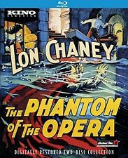 Phantom Of The Opera (2015, Blu-ray NEUF)2 DISC SET