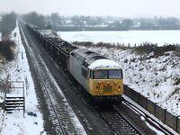 Class 56 56311 6x4 Quality British Rail Photo