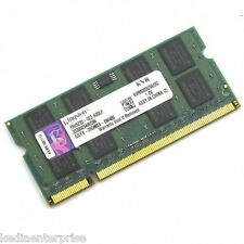 Kingston 2GB DDR2 667/800MHz PC2-6400 Laptop RAM Memory SO-DIMM for laptop