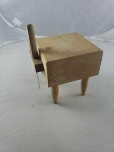 Vintage-Cheese-Cutting-Table-With-Knife-Made-In-Japan-3-034-By-3-034