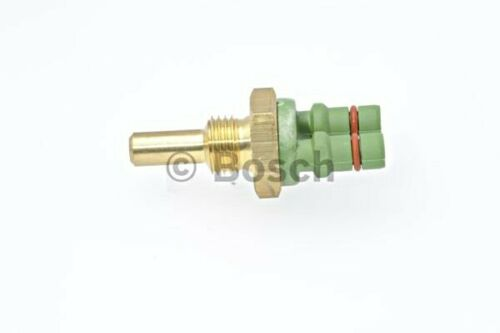 BOSCH Engine Coolant Temperature Sensor Fits MERCEDES 190 W126 W124 1982-1996