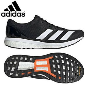Blue Sports adidas Mens Adizero Boston 8 Running Shoes Trainers Sneakers