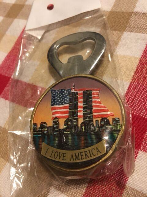 Canada Flag 55mm Fridge Magnet Bottle Opener BadgeBeast