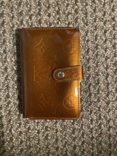 Authentic Louis Vuitton Monogram Patent Wallet