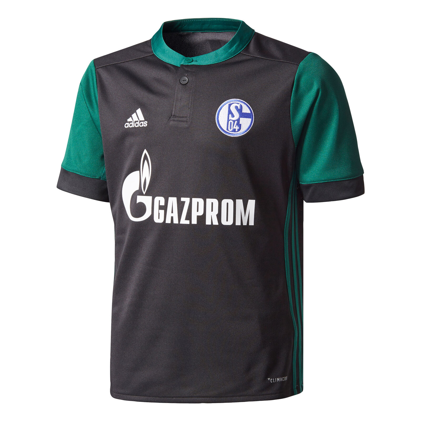 Schalke 04 04 04 Fußball Third Shirt Trikot 2017-18 Kinder adidas 8ec566