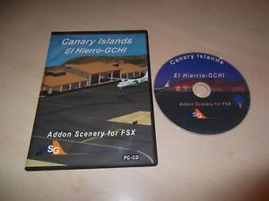 fsx canary islands el hierro-gchi ~ flight simulator x fsx add-on
