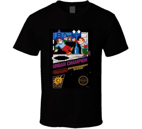 Urban Champion NES Black Box T Shirt