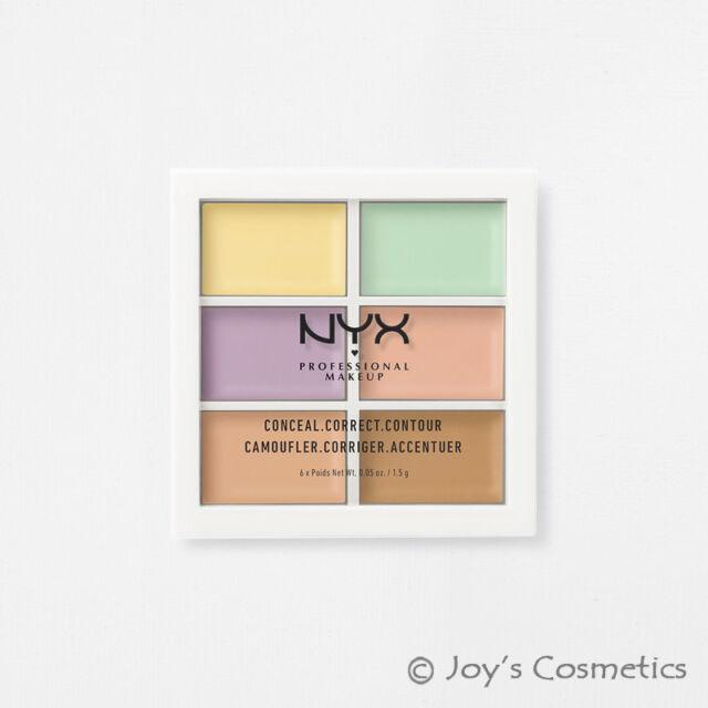 "1 NYX Color Correcting Concealer Palette "" 3CP04 "" Joy's cosmetics"