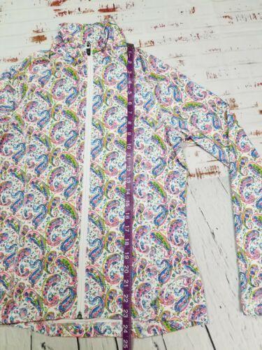 Sz Small lunga Upf50 manica Sun donna Peter S zip Wicking Millar Protecti full n61qwyx80g