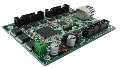 Ether-Mach Mach3 Mach4 CNC Ethernet Motion Controller by Stepper3 With Cables